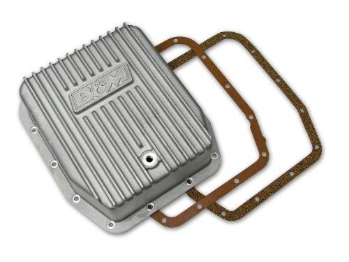 B&M 40291 Cast Aluminum Extra Depth Transmission Pan