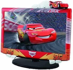 Amazon.es: LEXIBOOK Cars LCD3DC - TV 19