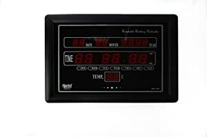 Ajanta Digital Wall Clock for Office and Home