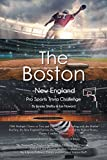 img - for The Boston-New England Pro Sports Trivia Challenge book / textbook / text book