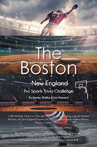 The Boston-New England Pro Sports Trivia Challenge (Trivia New)