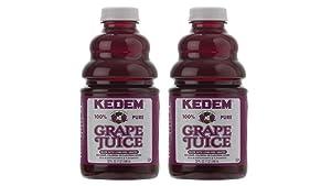 Kedem 32oz Concord Grape Juice (2 Pack)