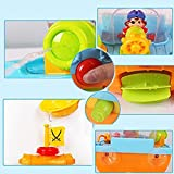 Sealive PIRATE SHIP Baby/Child/Toddler Squirting Bath Activity Toy Bathroom,for 1 years up