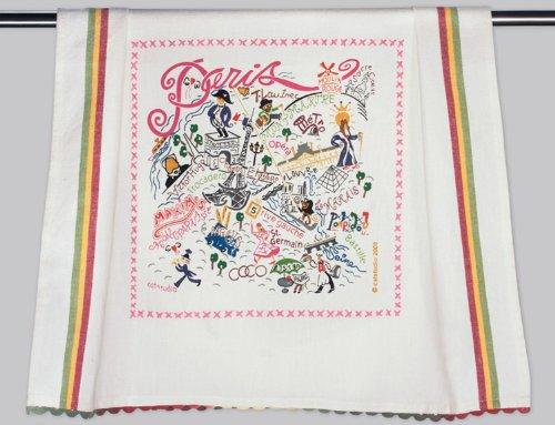 Catstudio Paris Dish Towel ()