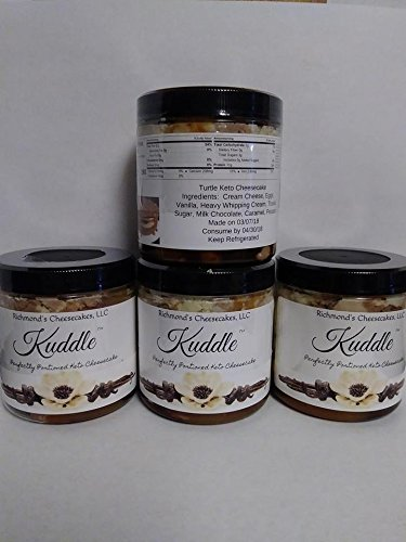Richmond's Cheesecakes Custom Pack- 6 Kuddles- Choose your (Pineapple Cream Cheese)