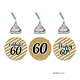 Andaz Press Milestone Chocolate Drop Labels Trio, Fits Hershey's Kisses ...