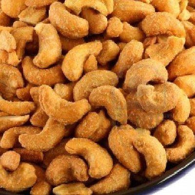 Nuts Cashew Whole Rst/Sltd 2x 5LB