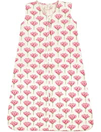 Baby Girls' Organic Cotton Wearable Safe Printed Sleeping...