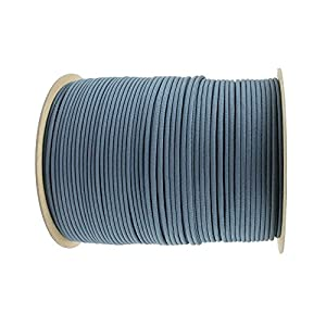 Paracord Planet Nylon 7 Type III Strand Inner Core Paracord - 250 Feet, FS Navy Blue