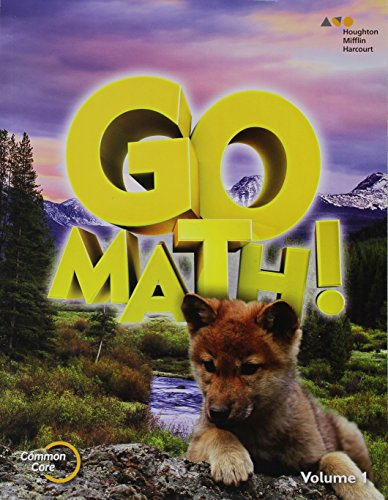 GO Math!: Student Edition Set Grade 1 2015