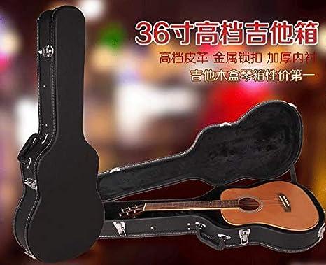 Funda para guitarra clásica de 91,44 cm (36 pulgadas), caja para ...
