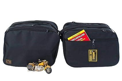 made4bikers: Bolsas Interiores Adecuado para de los Modelos BMW R1200RT R1200R K1200GT K1300GT
