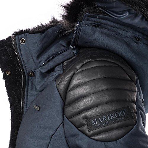 Marikoo Azul Marikoo para Mujer Chaqueta Chaqueta Ox8qF1w