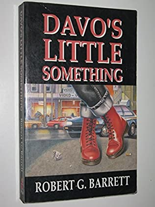 book cover of Davo\'s Little Something