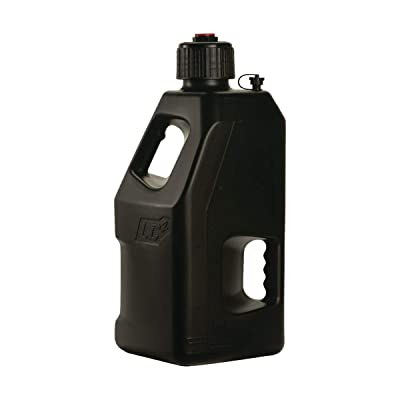 LC LC2 Utility Jug (5 Gallon) (Black): Automotive