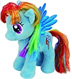 Ty - TY41005 - My Little Pony - Peluche Rainbow Dash 15 cm