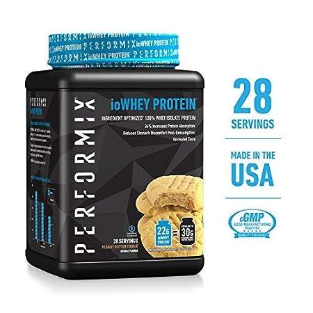 Amazon.com: Proteína de yoWHEY de Performance – proteína de ...