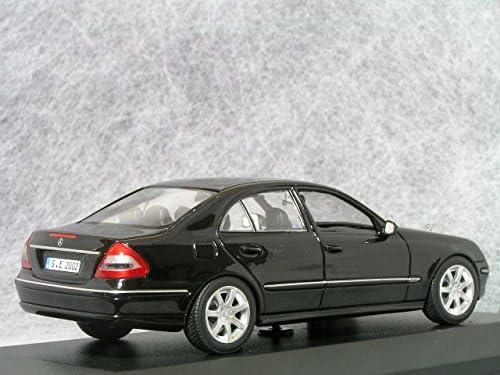 1/43 Mercedes-Benz Clase E ¬ (W211) / Negro Obsidiana ? Mercedes ...