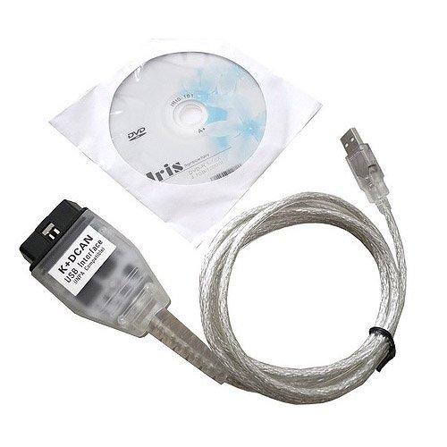 Hain@ BMW K+DCAN USB Modified-1996-2010 E34 E36 E38 E39 E46 E53 E60 E61 E65 E66 E67 E68 E83 E87 E90 E91 E92 E93 E70 R56 Ediabas Inpa DIS (E36 M3 Trunk Badge)