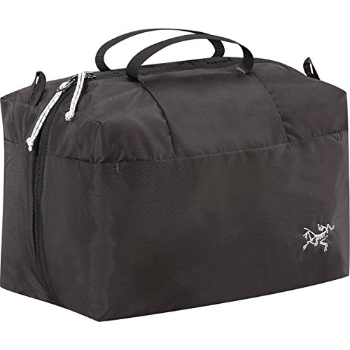 Arcteryx Index 5 + 5 Bag Carbon Copy 2016 Gepäckordnung