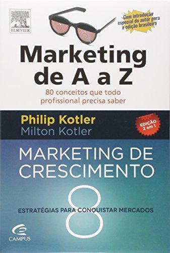 Marketing de A a Z: Marketing de Crescimento - 2 em 1