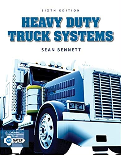 heavy duty truck systems 5th edition chapter 7 answers