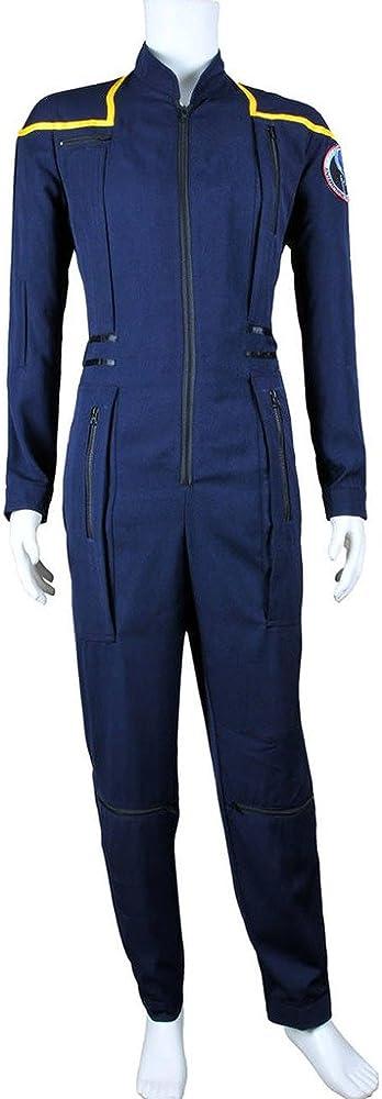 Dreamdance Cosplay de Star Trek James T Kirk disfraz uniforme ...