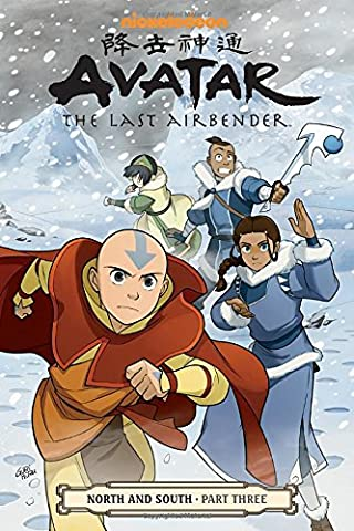 Avatar: The Last Airbender--North and South Part Three (Art Avatar)
