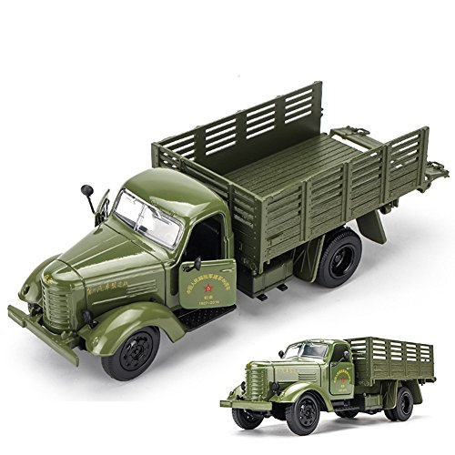 Studyset RC Car Military Diecast Transport Trucks Car 1:32 Toys Models Gift for Kids