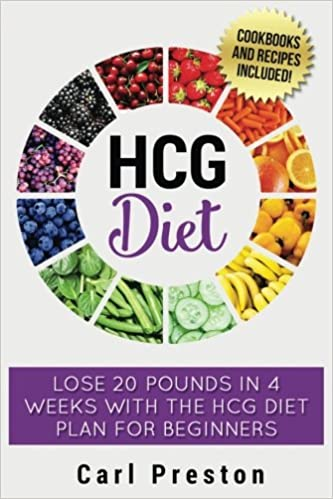 HCG Diet: HCG Diet Plan: HCG Diet Cookbook with 50 + HCG Diet Recipes and Videos - HCG Diet for Beginners: HCG Diet Plan - Follow HCG Diet Plan HCG ... HCG Diet for Beginners, HCG Phase 3