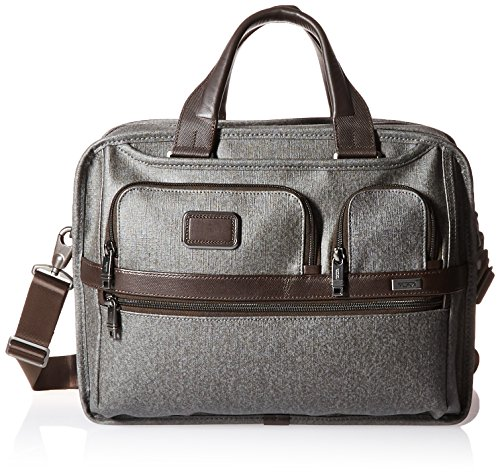 Tumi Alpha 2 Expandable Organizer Computer Brief, Earl (Expandable Organizer Brief Bag)