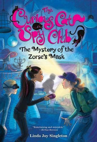 The Mystery of the Zorse's Mask (The Curious