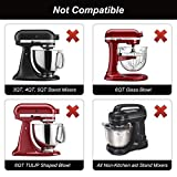 Flex Edge Beater for Kitchen Aid Mixer 6 Quart