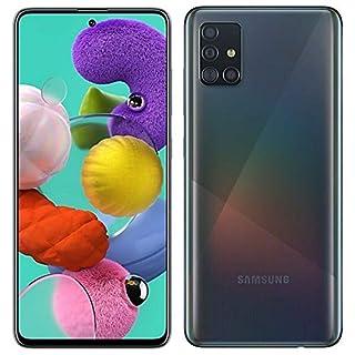 Samsung Galaxy A51 (SM-A515F/DS) Dual SIM 128GB, GSM Unlocked - Prism Crush Black