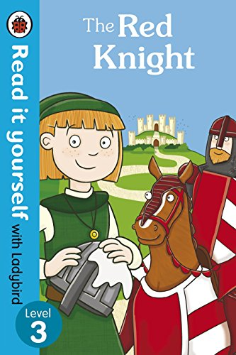 Read It Yourself the Red Knight (mini (First Grade Halloween Math Centers)