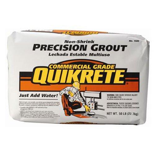(quikrete companies 1585-00 50 LB, Non-Shrink Precision)