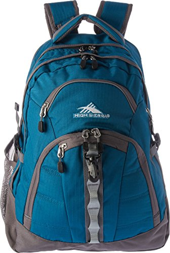 High Sierra Access II Laptop Backpack, Lagoon/Slate Review