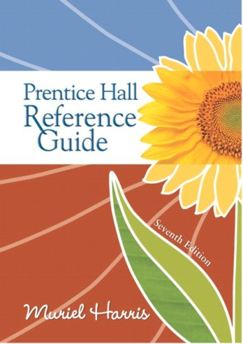 Prentice Hall Reference Guide (Prentice Hall Reference Guide to Grammar & Usage)