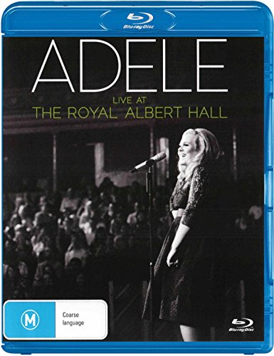Blu-ray : Adele - Adele: Live at the Royal Albert Hall (With CD, 2 Disc)