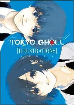 Book Tokyo Ghoul Illustrations: zakki