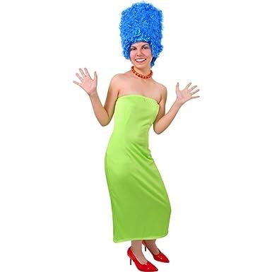 Adult Marge Simpson Halloween Costume (Size Standard 48-50)  sc 1 st  Amazon.com & Amazon.com: Adult Marge Simpson Halloween Costume (Size: Standard 48 ...