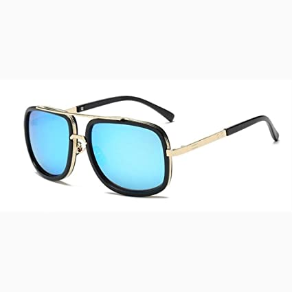 TKHCOLDM 2019 Gafas de Sol de Gran tamaño de Moda, Gafas de ...