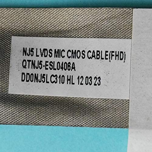 Cable Length: Other Computer Cables LCD Cable for Asus N55 N55S N55SF N55SL N55U NJ5 LED LCD LVDS Cable Video Flex Ribbon Connector DD0NJ5LC310