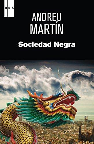 Sociedad negra (SERIE NEGRA) (Spanish Edition) (Tatuaje Series)