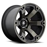 Fuel Offroad D564 Beast 20x10 8x165.1 -18mm Black/Machined Wheel Rim
