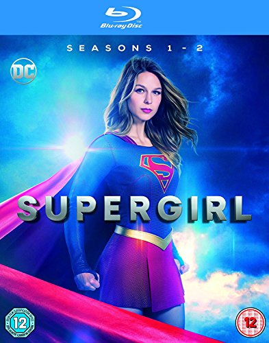 Supergirl - Season 1-2 [Blu-ray]