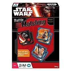 Disney Star Wars The Force Awakens Battle Matching Game