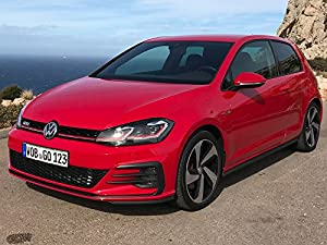 VW Golf 2017 Review with the Volkswagen Golf GTI Facelift