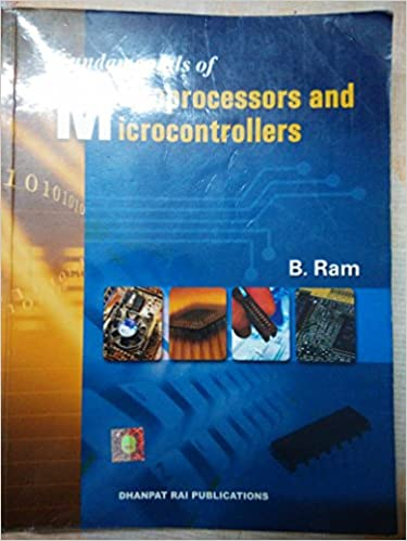 Microprocessor And Microcontroller By B.ram Book Free Download Pdf