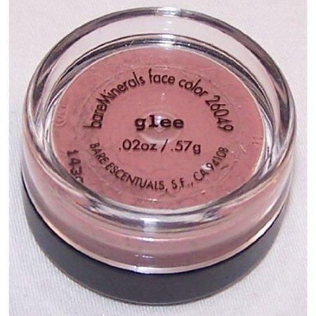 Bare Escentuals Glee Face Color Bare Minerals All Over Face Color by BareMinerals item # 26049 .02oz/.57g NEW... (Glee Face Color)